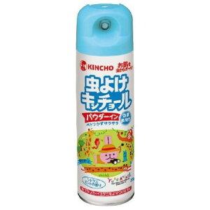 KINCHO 虫よけキンチョール パウダーイン シトラスミントの香り 200ml