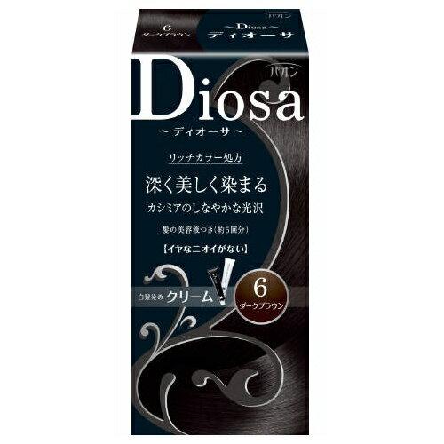 ヘンケルジャパン パオン ディオーサクリーム 6 ダークブラウン