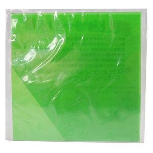 和気産業 WAKI 透明カラーゴム板 緑