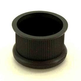 和気産業 イスキャップ 丸脚用 黒 36mm BC-157