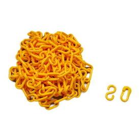 ハイロジック PCチェーン 黄色 #8×6mSJ付 PC86SJ