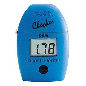 Hanna Instruments 全塩素測定用粉末試薬 25回分 HI711-25 8368340