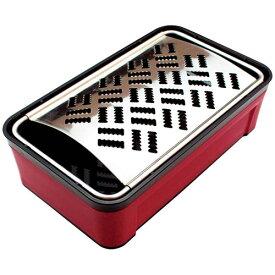 サンクラフト スーパーおろし器 レッド SSK-11 8605100