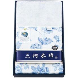 【送料無料】イチブン 三河木綿 衿付五重ガーゼケット M5K3010