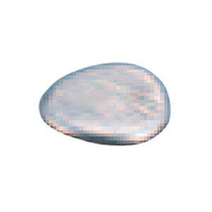 錫 丸餅型箸置 ゴザ目 SG019 PHST601