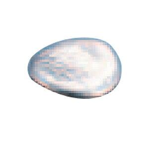 錫 丸餅型箸置 槌目 SG020 PHST701