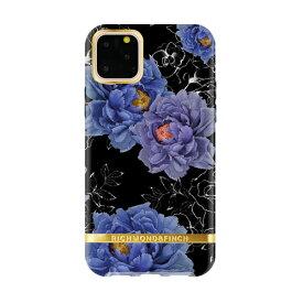 Richmond & Finch iPhone 11 Pro 背面カバー型 FREEDOM CASE ファッション Blooming Peonies ブルーミングピオニーズ RF17984i58R