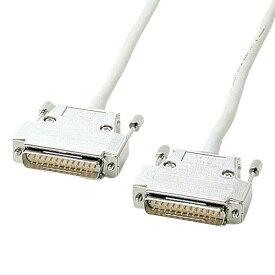 【送料無料】サンワサプライ RS-232Cケーブル 15m KRS-011-15N