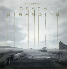 ◆◆THE ART OF DEATH STRANDING / KADOKAWA Game Linkage
