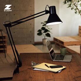 【送料無料】あす楽 山田照明 Zライト LEDデスクライト Z-Light ブラック Z-108NB