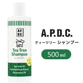 【あす楽】たかくら新産業 A.P.D.C ティーツリーシャンプー 500ml 2770084