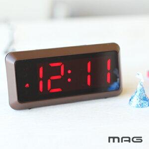 【B】デジタル時計 ドム