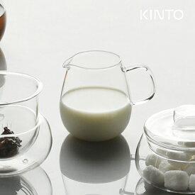 KINTO キントー ユニティ ミルクピッチャー 8305 180ml(6個入) PUN1301