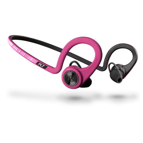 【送料無料】Plantronics Bluetoothヘッドセット BACKBEAT FIT ピンク BACKBEATFTI-PNK【smtb-u】