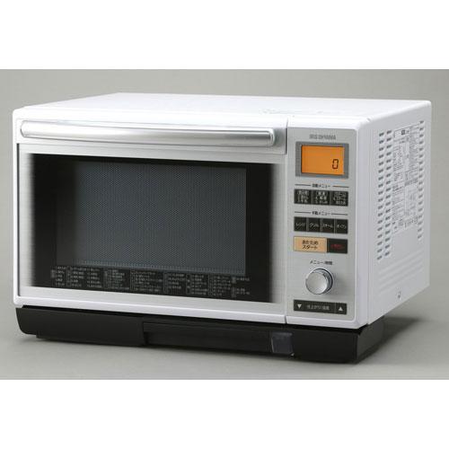 【送料無料】アイリスオーヤマ スチームオーブンレンジ ホワイト MS-2402【smtb-u】