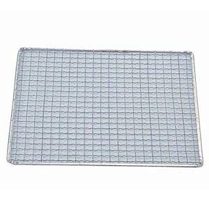 【送料無料】永田金網 亜鉛引 使い捨て網 正角型 200枚入 S-15 QTK2602