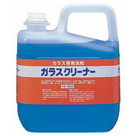 サラヤ ガラス専用洗剤 ガラスクリーナーA 5kg JSV4701