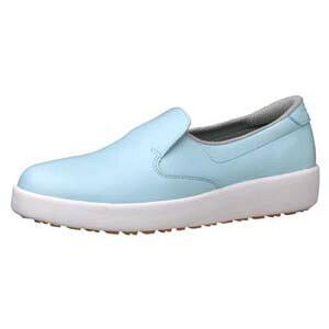 【送料無料】ミドリ安全 ハイグリップ作業靴 H-700N 23cm ブルー SKT4313
