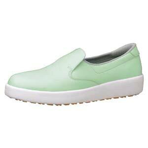 【送料無料】ミドリ安全 ハイグリップ作業靴 H-700N 22cm グリーン SKT4304
