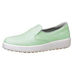 【送料無料】ミドリ安全 ハイグリップ作業靴 H-700N 28cm グリーン SKT4364
