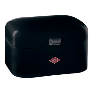 【送料無料】ウエスコ グランディ ブレッドボックス M ブラック PWE0417