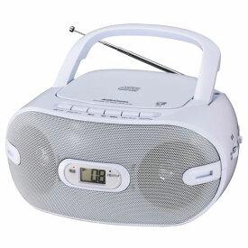 【送料無料】オーム電機 AudioComm CDラジオ 871Z RCR-871Z