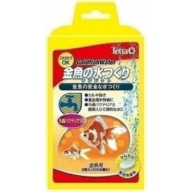 スペクトラムブランズジャパン テトラ 金魚の水つくり タブレット 8錠入