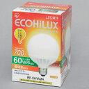 アイリスオーヤマ LEDボール球 60W 電球色 700lm LDG11L-G-V2