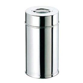 EBM 18−8 茶缶 コーヒー・紅茶缶 14cm 0507100
