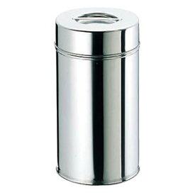 【送料無料】EBM 18−8 茶缶 コーヒー・紅茶缶 18cm 0507300