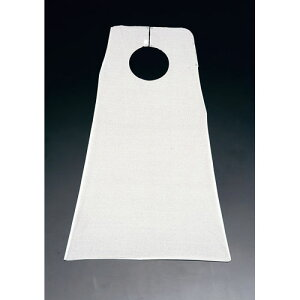 【送料無料】紙食事用エプロン 100枚入 SEPD101