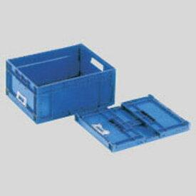 岐阜プラスチック 折畳みコンテナ F−BOX112G F-BOX112G