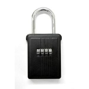 和気産業 WAKI 携帯式保安ボックス錠 スペアキーボックス Mサイズ