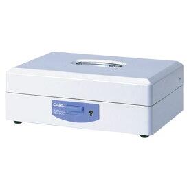 【送料無料】カ−ル事務器 スチール印箱 SB-7005