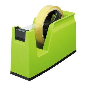 コクヨ テープカッター カルカット 緑 大巻き・小巻きテープ両用 T-SM100G