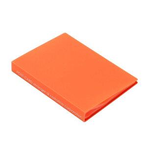 エトランジェ・ディ・コスタリカ ポストカードファイル SOLID パンプキン SLD-18-45