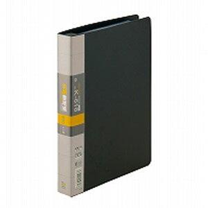 コレクト 名刺整理帳 黒 K-618-BK