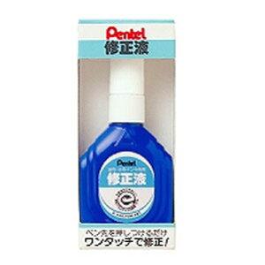 ぺんてる 修正液 油性・水性インキ両用 ZL1-WK