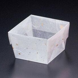 【送料無料】ヤマコー OP珍味小箱56角(6.5寸/9割用)白雲竜200枚入 66650