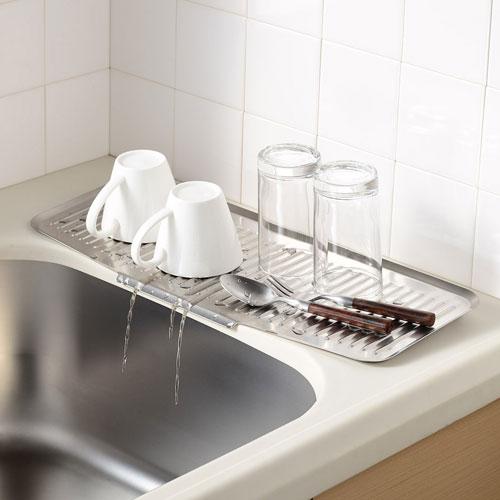 【クーポンで35%値引き】オークス leye レイエ 水が切れるちょい置きトレースリム LS1540