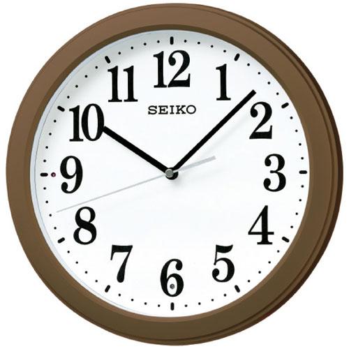 【ラッピング対象】セイコー SEIKO 電波掛時計 KX379B