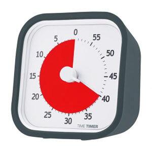 【送料無料】Time Timer Time Timer MOD(R) タイムタイマー モッド Charcoal Gray