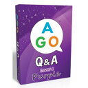 AGO AGO Q&A Purple (Level 4) [AGO Card Game]