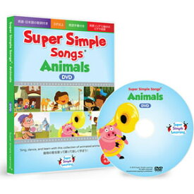 Super Simple Learning Super Simple Songs - Animals DVD