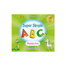 Super Simple Learning Super Simple ABCs - Phonics Fun CD 884502414653