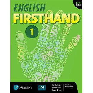 PearsonLongmanEnglishFirsthandLevel15thEditionStudentBook