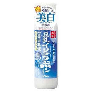 常盤薬品工業 サナ なめらか本舗 豆乳イソフラボン含有の薬用美白乳液 150ml