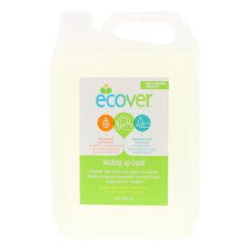 【送料無料】ECOVER エコベール 食器用洗剤 レモン 5L