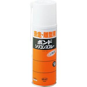 コニシ 滑走・離型用 シリコンスプレー 420ml #63227