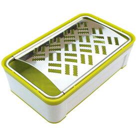 サンクラフト スーパーおろし器 グリーン SSK-10 8605000